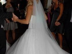 Suknia ślubna Demetrios model 933