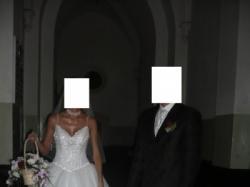 Suknia ślubna Demetrios - tanio!!!