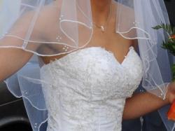 suknia ślubna demtrios 3060
