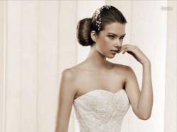 Suknia ślubna detalle la sposa 2011 z salonu Madonna już w czerwcu!