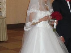 Suknia ślubna Diane Legrand 13084