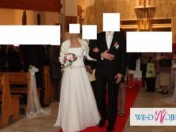suknia ślubna Diomedessa