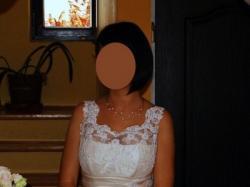 suknia ślubna dla kobiet w ciąży i nie tylko