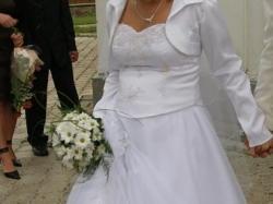 suknia slubna dla kobiety w ciazy