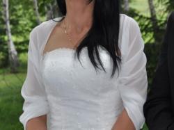 Suknia ślubna dla kobiety z klasą!