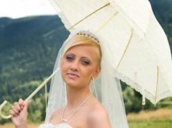 Suknia Ślubna dla ksieżniczki! Sincerity3511