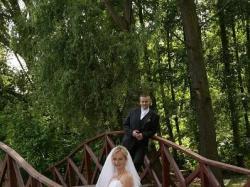 Suknia ślubna dla Księżniczki! Welon 4 metry!
