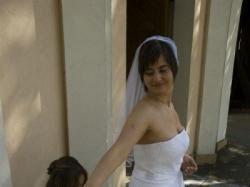 """Suknia ślubna dla nie lubiących falban i """"bombek"""""""