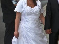 Suknia ślubna dla Pani z dużym biustem! Gratisy