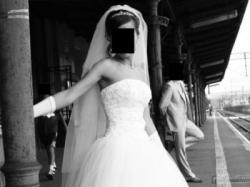 Suknia ślubna dla prawdziwej księżniczki