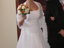 Suknia ślubna dla wyjątkowej panny młodej