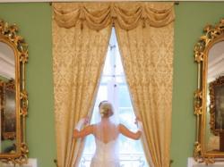 Suknia ślubna dla wysokiej DAMY