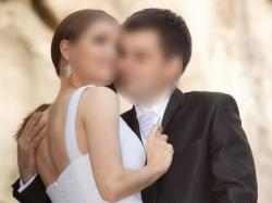 Suknia ślubna dla wysokiej dziewczyny - La Sposa Danza