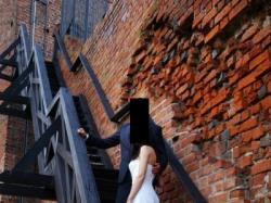 suknia ślubna dla wysokiej dziewczyny (ok. 180 cm)