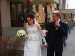 Suknia ślubna do sprzedania...