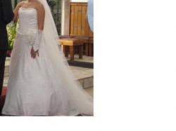 Suknia slubna do sprzedania Sincerity 3117