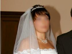 Suknia ślubna + dodatki (Anabell Maggio Ramatti Sposa)