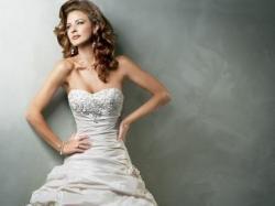 Suknia ślubna+dodatki koronka ecru r.40