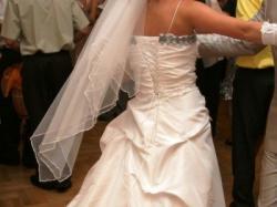 Suknia ślubna + dodatki....Okazja!!!!!!