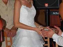 Suknia ślubna DONNA r.38