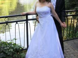 Suknia Ślubna DREAM 2014, Salon Kreacja Żannet