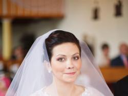Suknia ślubna Duber R.36 kolekcja 2015 OKAZJA!!