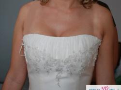 Suknia ślubna Duber - używana + dodatki