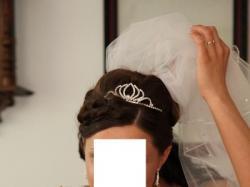Suknia ślubna dwa modele lissa ferrera w jednym