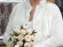 suknia ślubna ecri