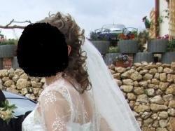Suknia ślubna ecri rozm 38