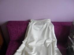Suknia ślubna ecrie