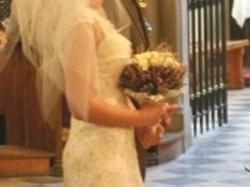 suknia ślubna, ecru, 36, salon Cymbeline
