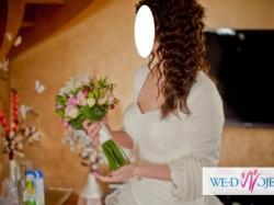 Suknia ślubna ECRU EMMI MARIAGE ARTE 2011/12
