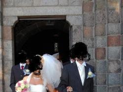 Suknia ślubna ecru r.38-40