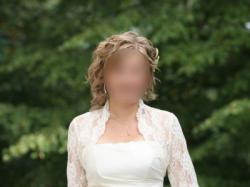 Suknia ślubna ecru z Mystic Cymbeline piekna Tanio
