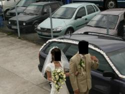 Suknia ślubna ecrue