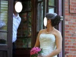 Suknia ślubna Eddy K 1333 2xHalka + Bolerko + Buty