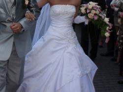 suknia ślubna eddy k jak kśiężniczka