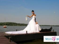 Suknia ślubna Edy K 1248-stan idealny