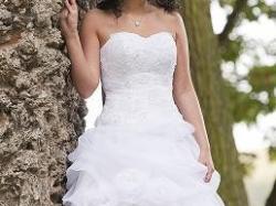 Suknia Ślubna Elizabeth COLLECTION 2011 model E-2271T