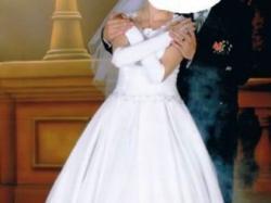 Suknia Ślubna Elizabeth Konin + dodtatki