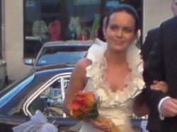suknia ślubna Elizabeth Konin, r. 34