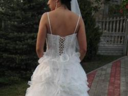 Suknia ślubna Elizabeth model Hiszpanka 2009