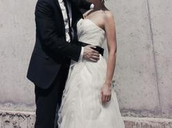 Suknia ślubna Elizabeth Passion 2012