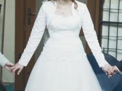 Suknia ślubna ELIZABETH PASSION  750 zł