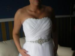 Suknia ślubna Elizabeth Passion Flossman