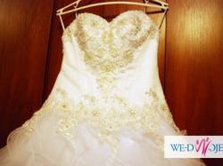 Suknia ślubna Elizabeth Passion kolekcja 2013 r.