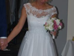 suknia ślubna Elizabeth Passion r. 34