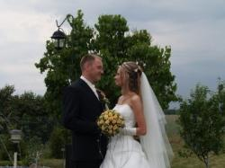 Suknia ślubna Elle