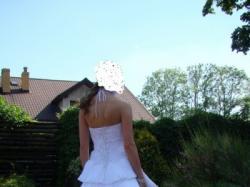 Suknia ślubna Emii Mariage Ivet rozmiar 34/36
